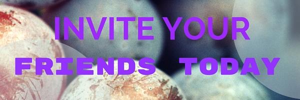 INVITE YOUR